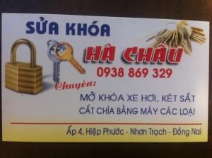 ha chau card