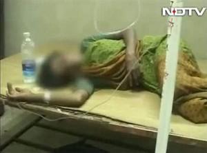 Sitabai đã uống thuốc chuột tự tử vì bị chồng bắt đeo khóa trinh tiết 5 năm trời.